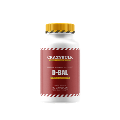 CrazyBulk DBAL (Dianabol) Review: Top Muscle Gain Supplement
