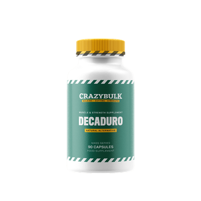 CrazyBulk Decaduro - Deca Durobolin Alternativ Komplet anmeldelse